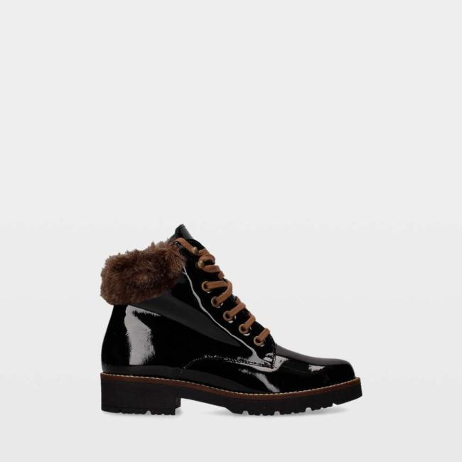 f23f4c612eb Botines de mujer en Ulanka | Compra botines negros, camperos...