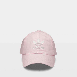 Ulanka    Adidas Trefoil Cap Pink c11bc9392ed