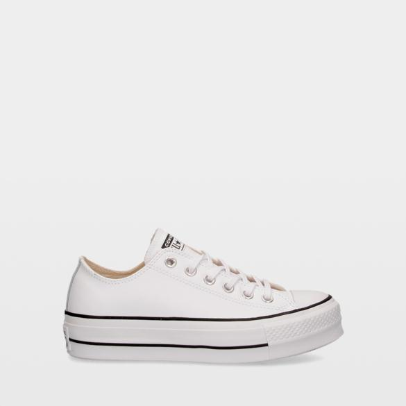 Zapatillas Converse Chuck Taylor All Star Lift Clean Leather Low Top