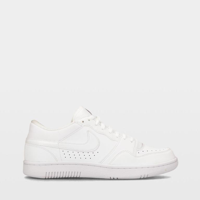 reputable site ab8b1 756fa Ulanka  Nike Court Force Low Sneakers. Blanco