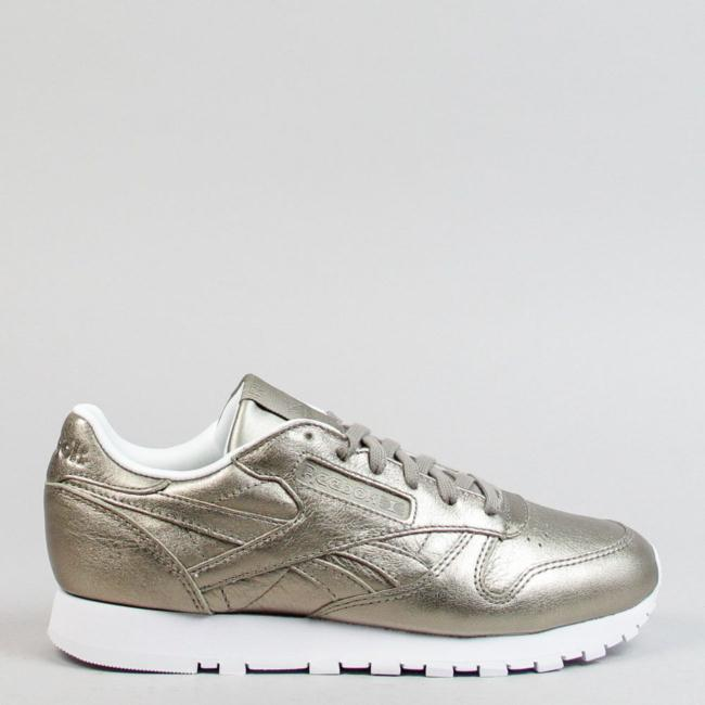 Zapatillas Reebok Classic Leather Melted Metals