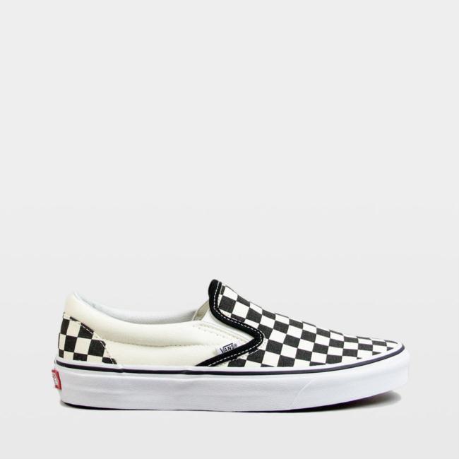 Zapatillas Vans Checkerboard Classic Slip-On