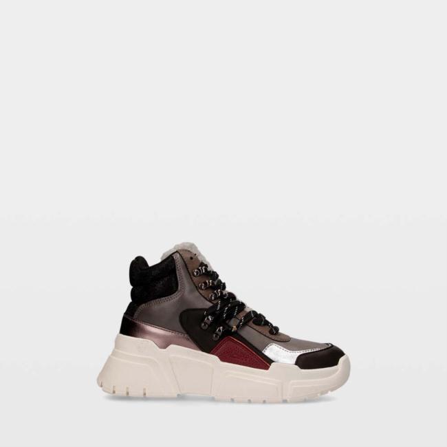 Zapatillas Victoria con plataforma