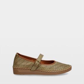 74662cb5e Zapatos planos de mujer de fiesta