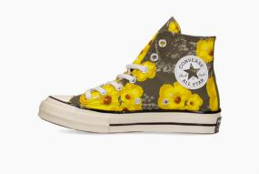 CHUCK 70 PARADISE FLORAL HIGH TOP