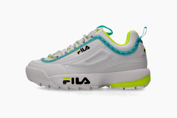 FILA LOGO LOW