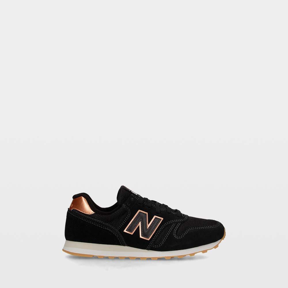 new balance 373 mujer negro 38